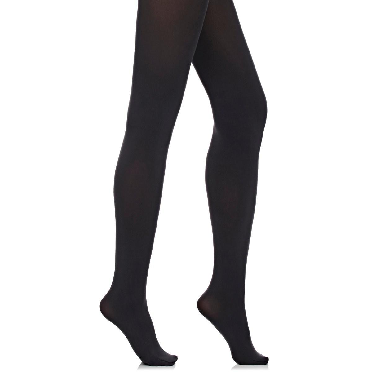 dd8ae9160d602 Lyst - Wolford Mat Opaque 80 Tights in Black