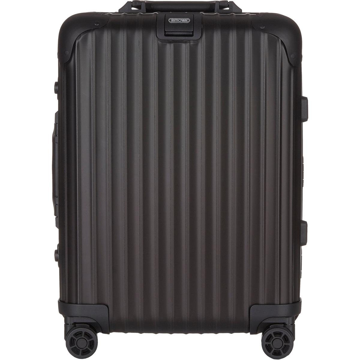 rimowa topas stealth 22 cabin multiwheel iata trolley in. Black Bedroom Furniture Sets. Home Design Ideas