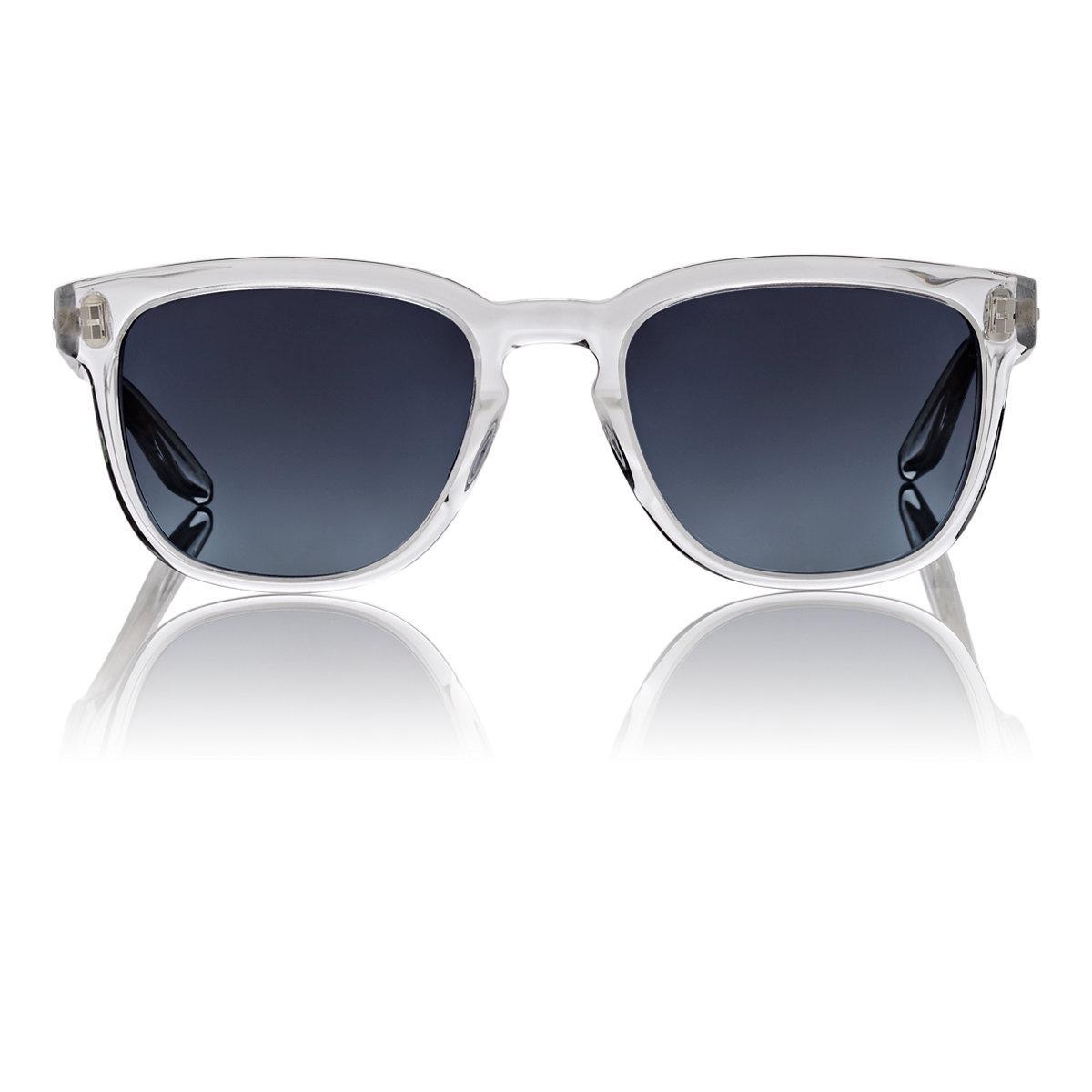 4f8eb3d2286 Lyst - Barton Perreira Coltrane Sunglasses in White for Men
