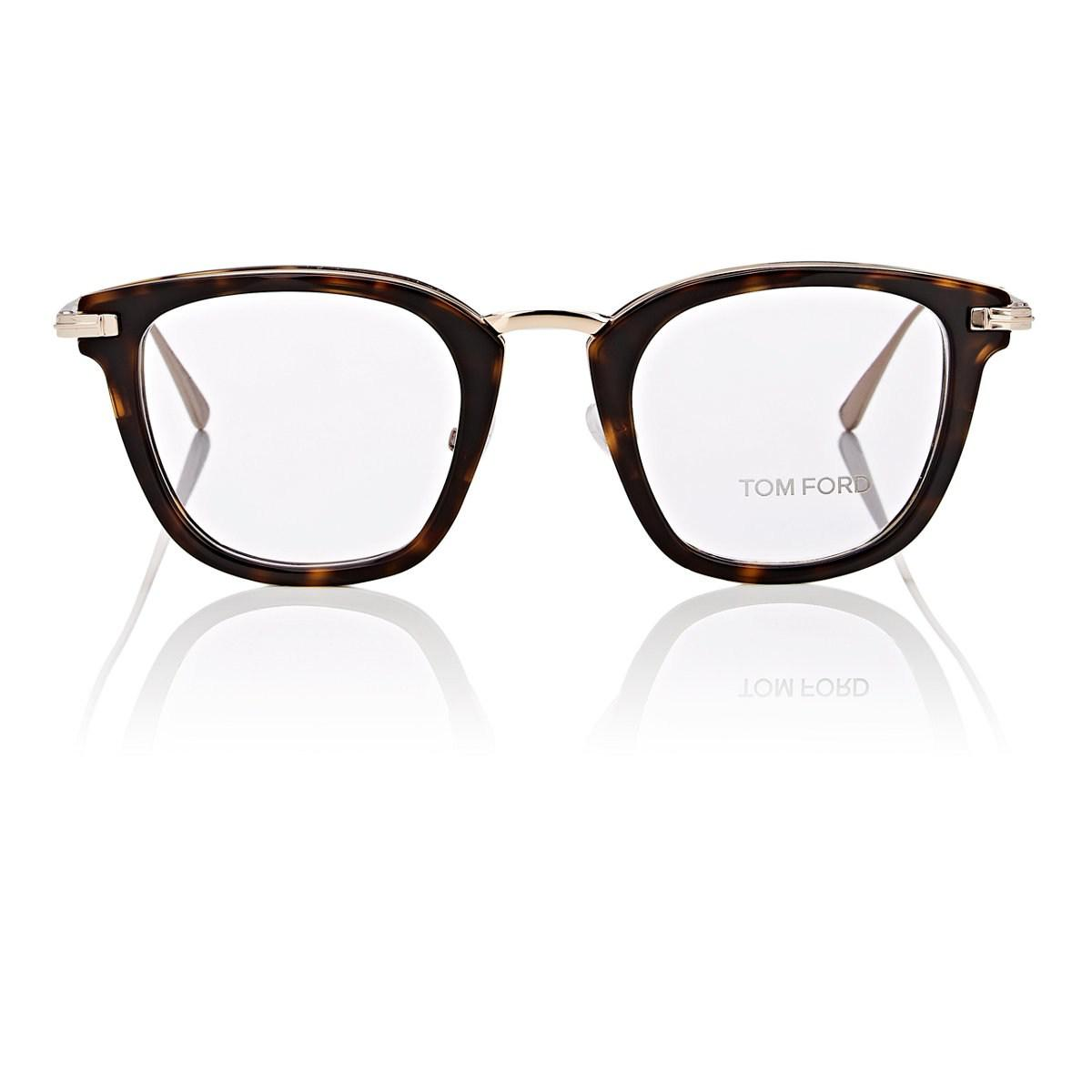 9de68f043c085 Tom Ford Tf5496 Eyeglasses in Brown for Men - Lyst