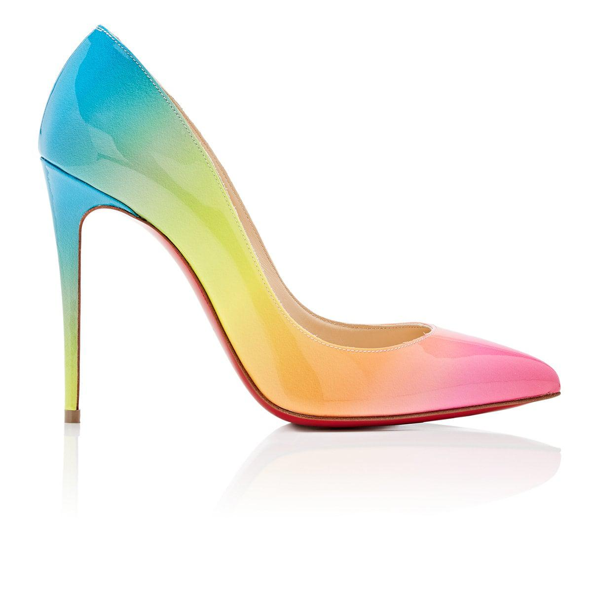 e7836d79efd Gallery. Previously sold at  Barneys New York · Women s Christian Louboutin  Pigalle ...