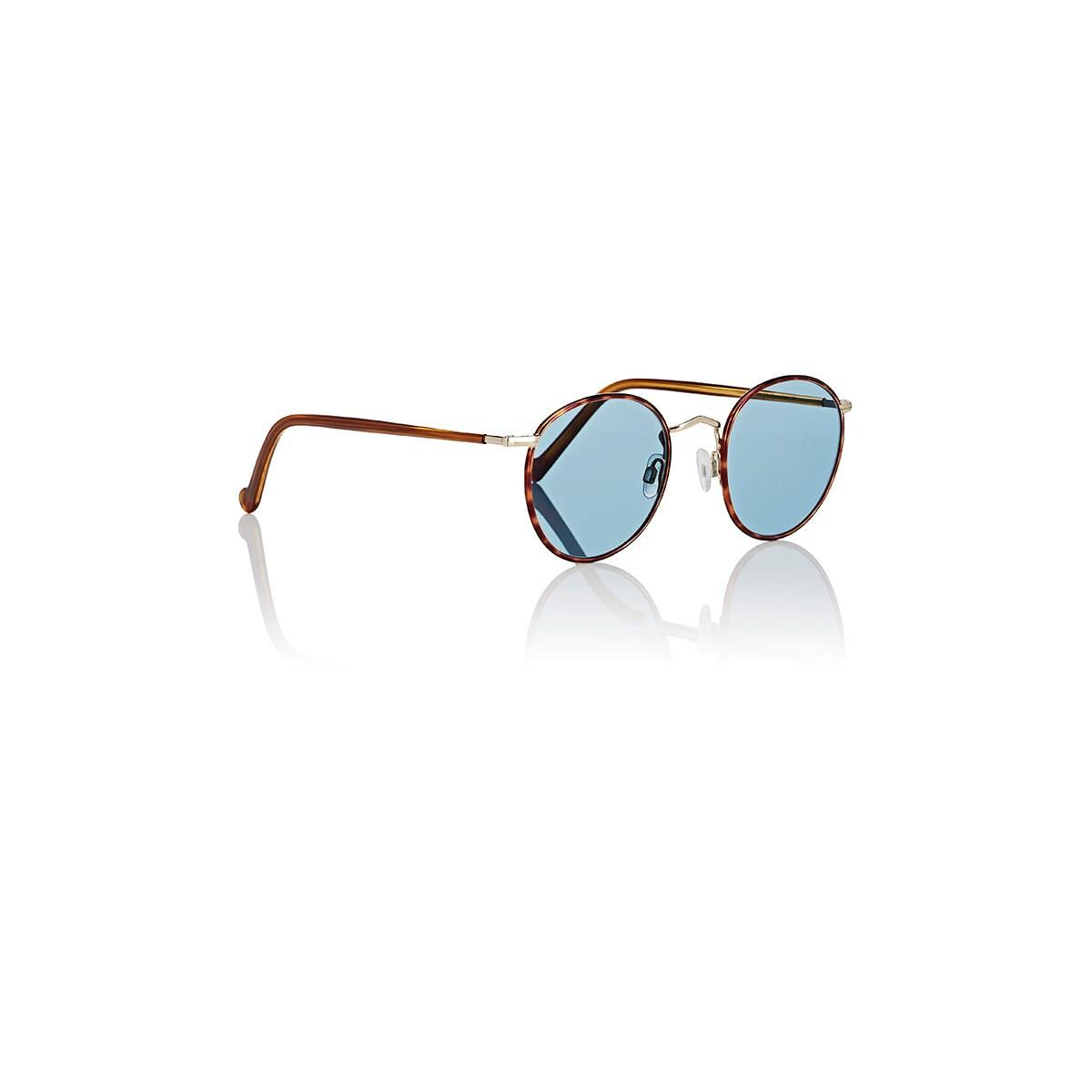 75988dfe753df ... Zev Sunglasses for Men - Lyst. View fullscreen