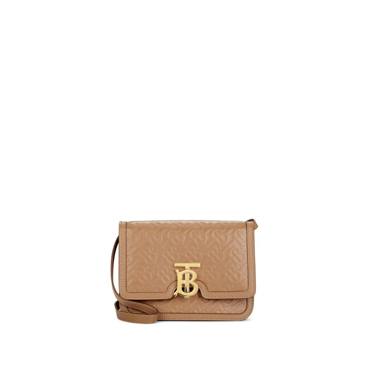187fd3007fa7 Burberry. Women s Tb Small Leather Shoulder Bag