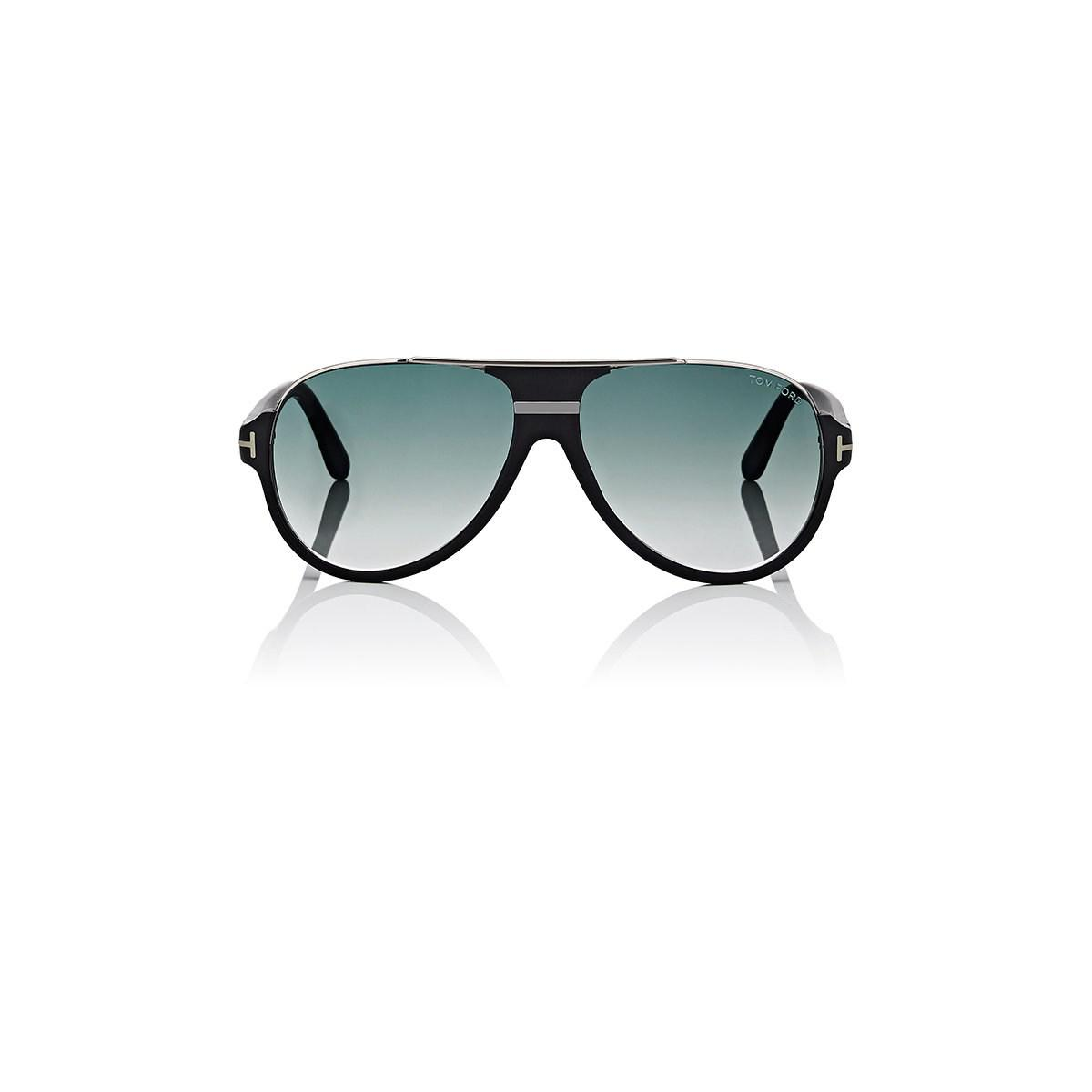 4a78cf8e4d6 Lyst - Tom Ford Dimitry Sunglasses in Blue for Men