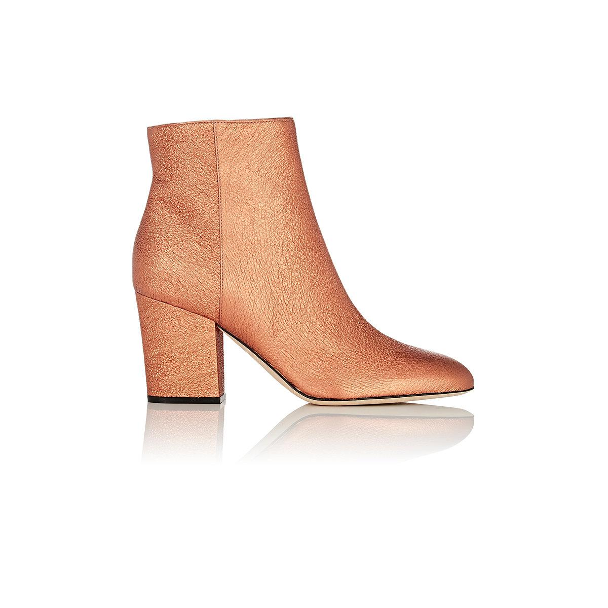 pointed ankle boots - Metallic Sergio Rossi Clearance Largest Supplier 2018 New Footaction Online Comfortable Cheap Price kTNLYnVe