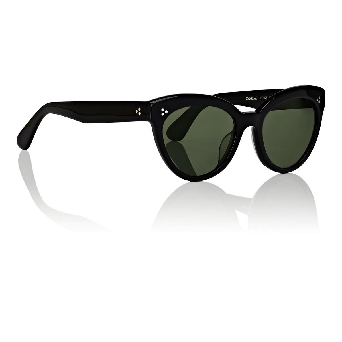 e36153767d75 Oliver Peoples - Black Roella Sunglasses - Lyst. View fullscreen