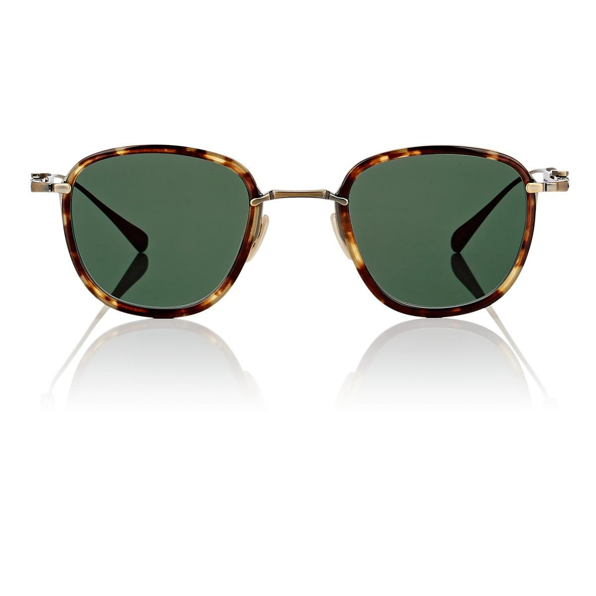 42860813f8578 Mr. Leight Griffith Cl Sunglasses in Green for Men - Lyst