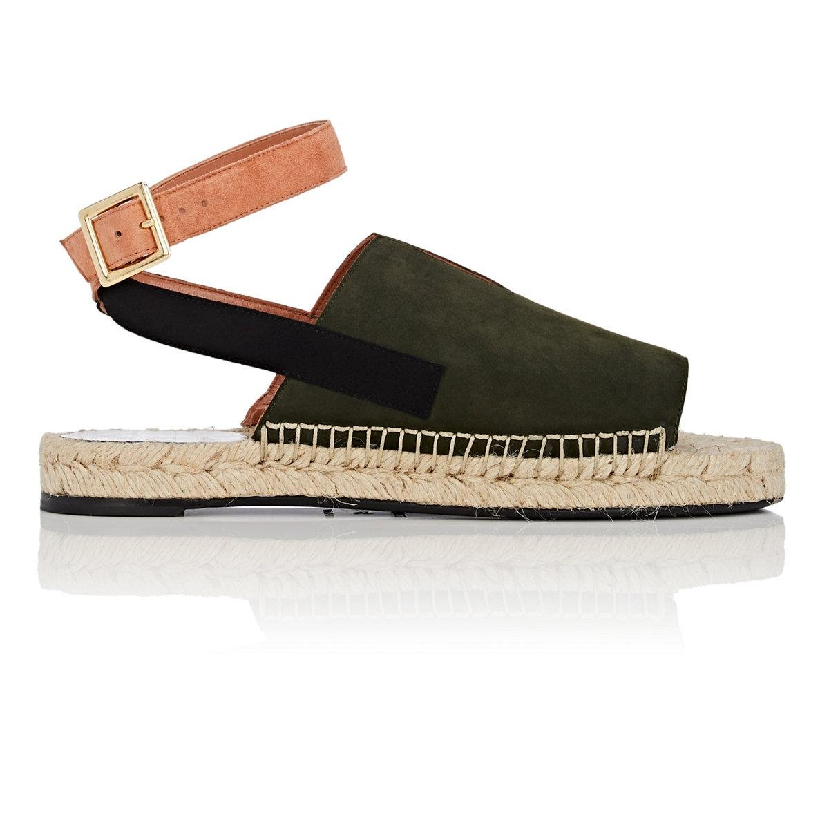 Womens Rally Leather Espadrille Sandals Pierre Hardy Hot Sale Online Footaction Online kqzv3yTpJB