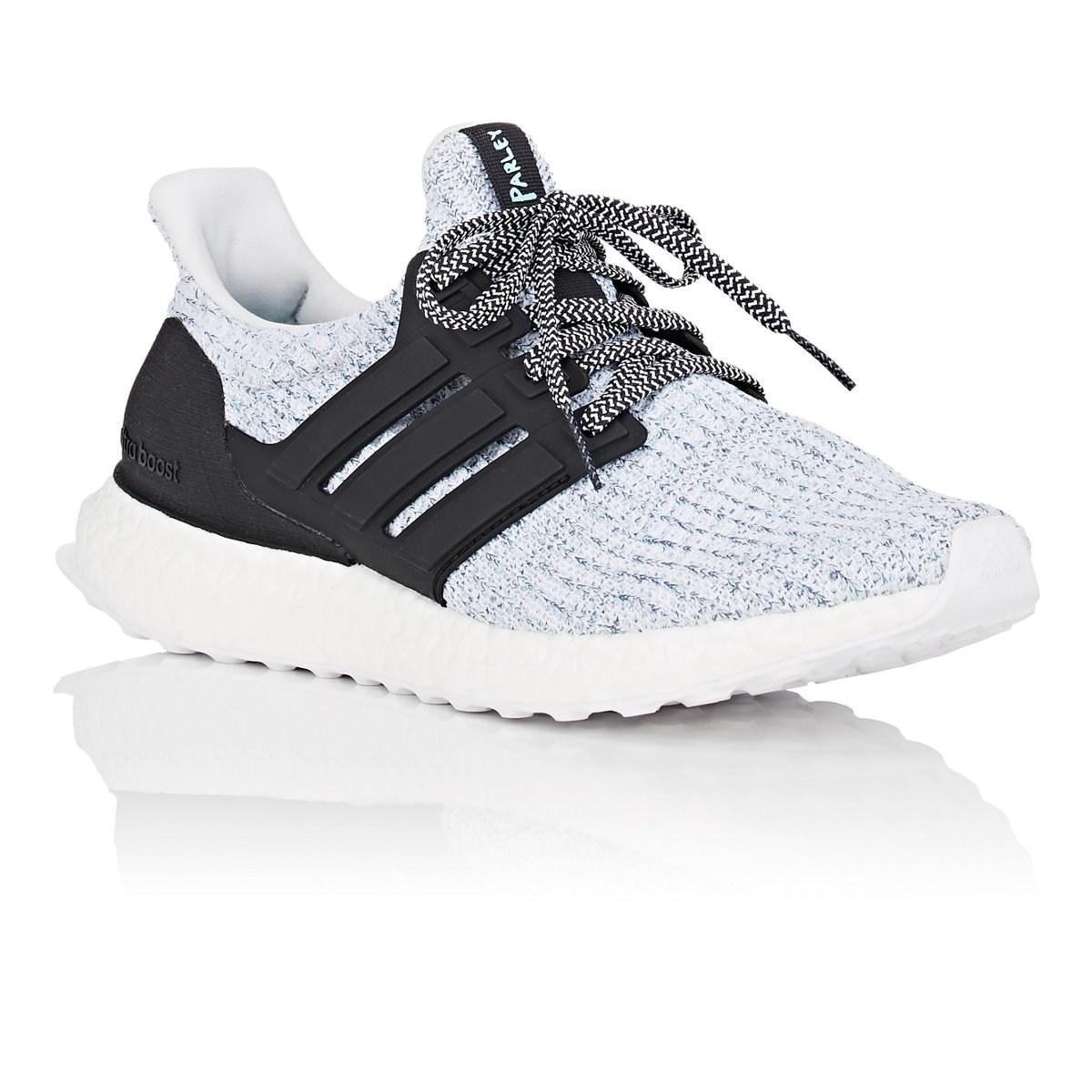 ffa509fce Adidas - Blue Ultraboost Primeknit Sneakers - Lyst. View fullscreen