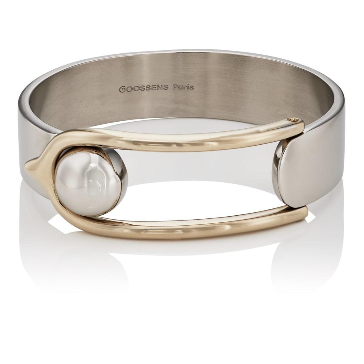 Goossens Paris Womens Loop Bracelet pUBGut