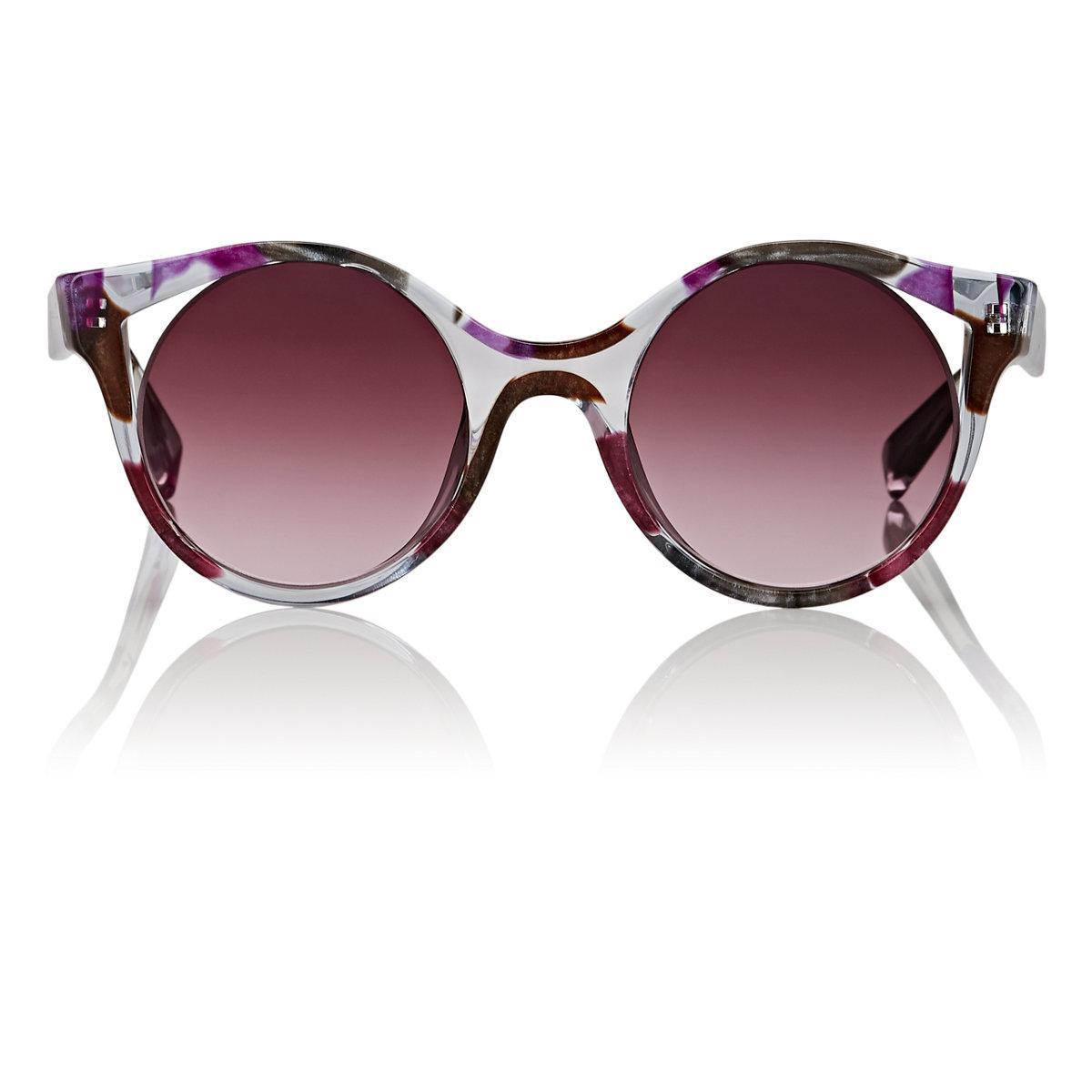cfc66747b4 Lyst - Alain Mikli Rayce Sunglasses in Purple