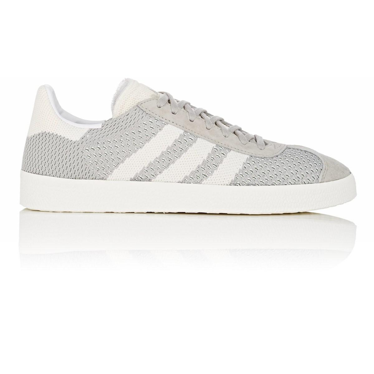 f7a05b9a2f Lyst - adidas Gazelle Primeknit Sneakers in Gray for Men