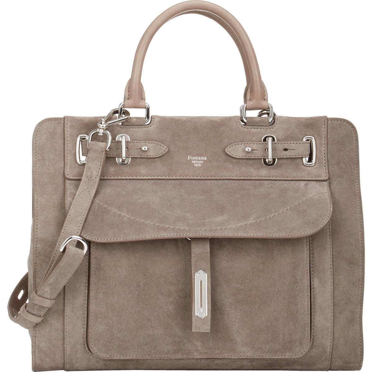 1915 Womens Small A Bag Satchel Fontana Milano Fake Cheap Online Cheap Sale Countdown Package Cheap Sale Fashion Style For Nice Cheap Best Wholesale 0pki3r9h