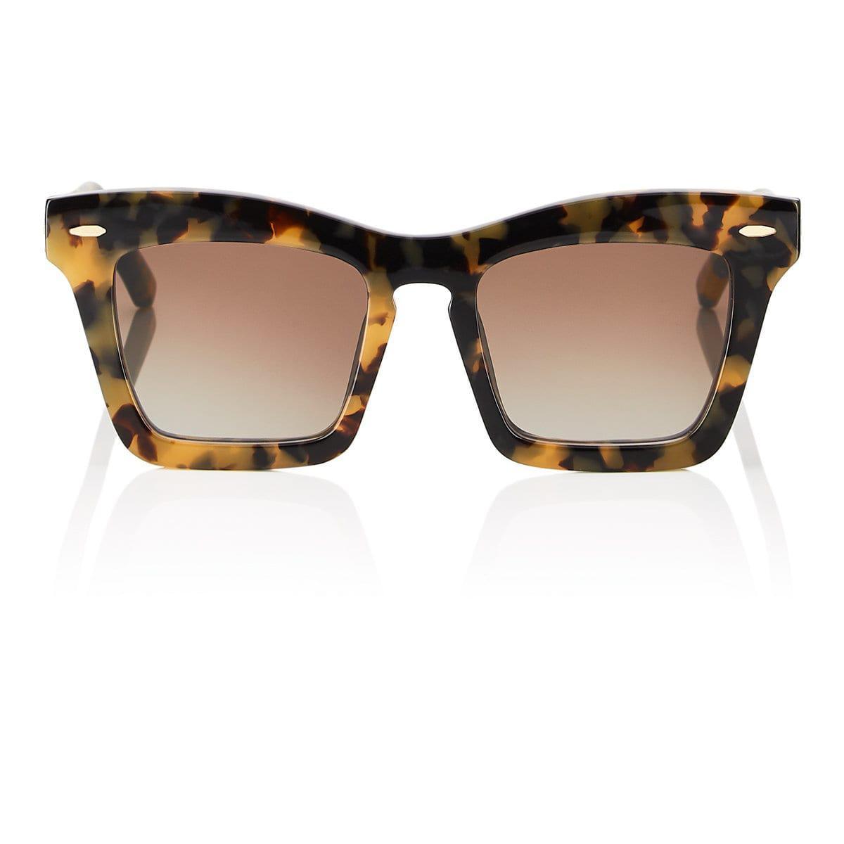 Banks tortoiseshell acetate sunglasses Karen Walker Eyewear 6P1Rw3P6