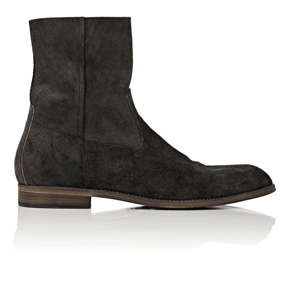 Mens Floyd Reverse Leather Boots Buttero iFJH7nr