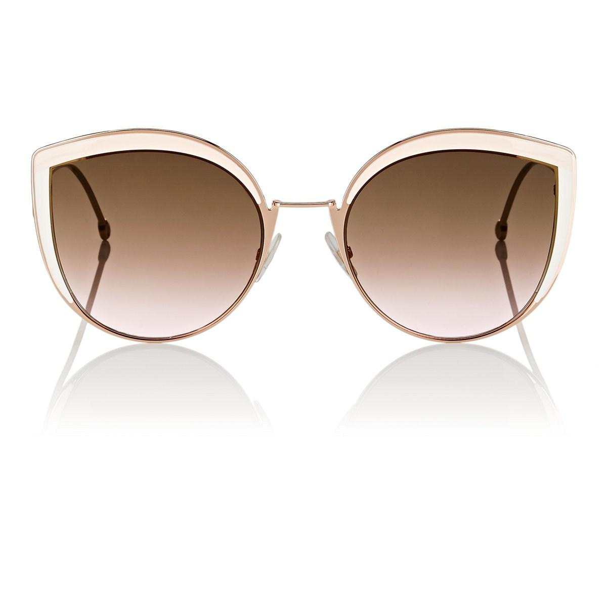12f6ab2d9a80 Gallery. Previously sold at  Barneys New York · Women s Illevesta Milan  Women s Flower Sunglasses ...
