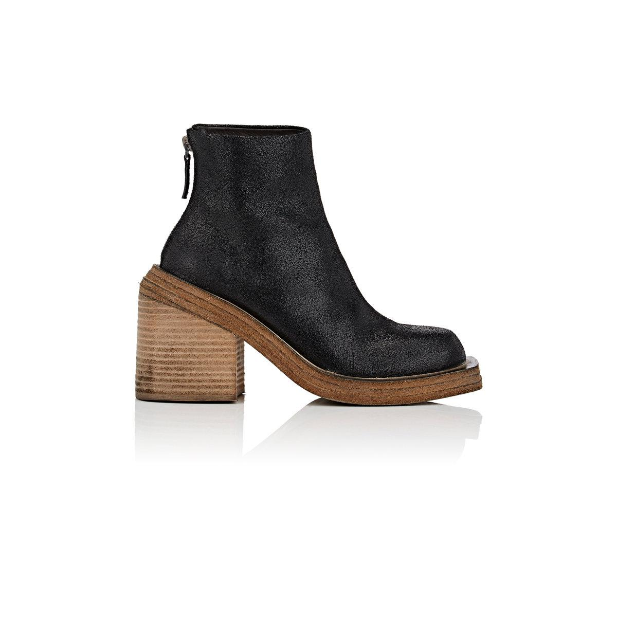 Marsèll Leather Wedge Boots fashion Style online amazon online Cheapest cheap price buy cheap excellent latest collections cheap online ky7I1r6DP