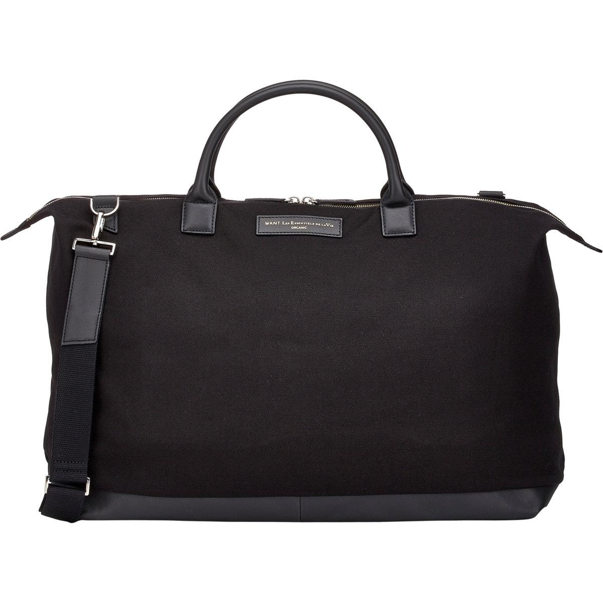 Want Les Essentiels Hommes Hartsfield Weekender Bag Amazone Jeu Meilleur Endroit La Vente En Ligne IBwkV8aFJH