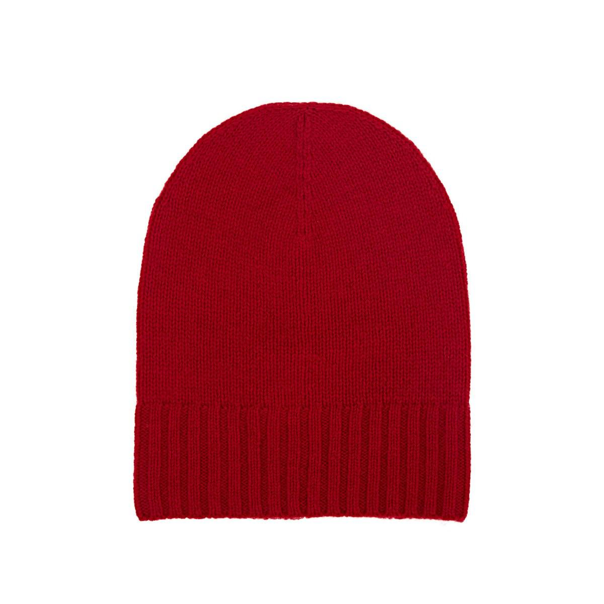 0f70dbb1791 Barneys New York Cashmere Hat in Red - Save 59% - Lyst