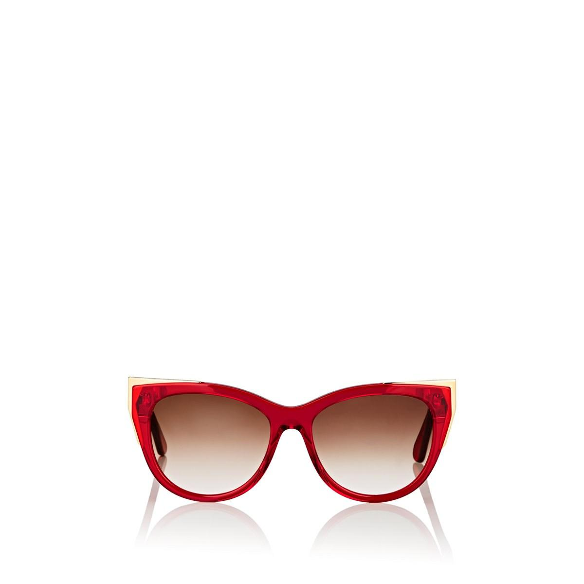 0429af2e77 Lyst - Thierry Lasry Epiphany Sunglasses in Red