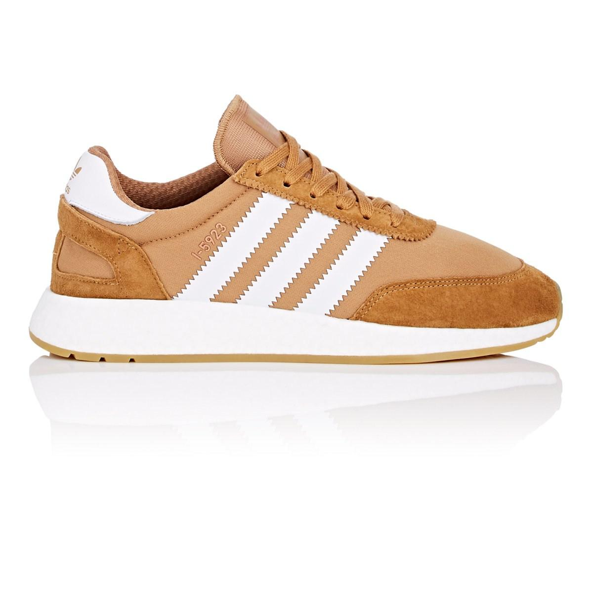 best choice best choice the best adidas Suede Iniki Runner Sneakers in Dark Yellow (Yellow ...