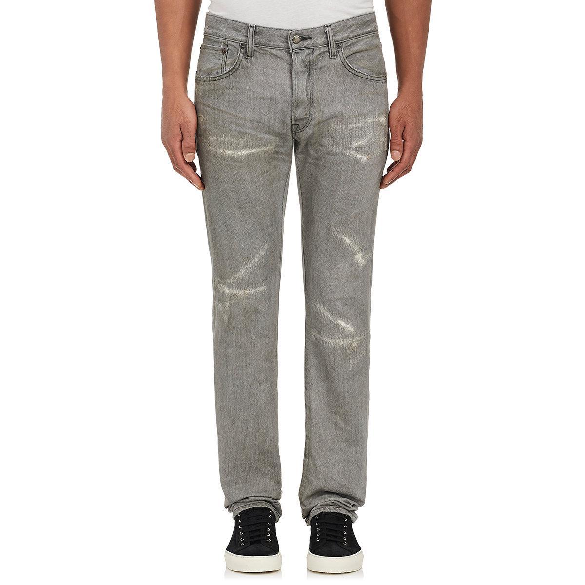 Mens Ritsu Slim Jeans Fabric Brand & Co. s0i8IfxU