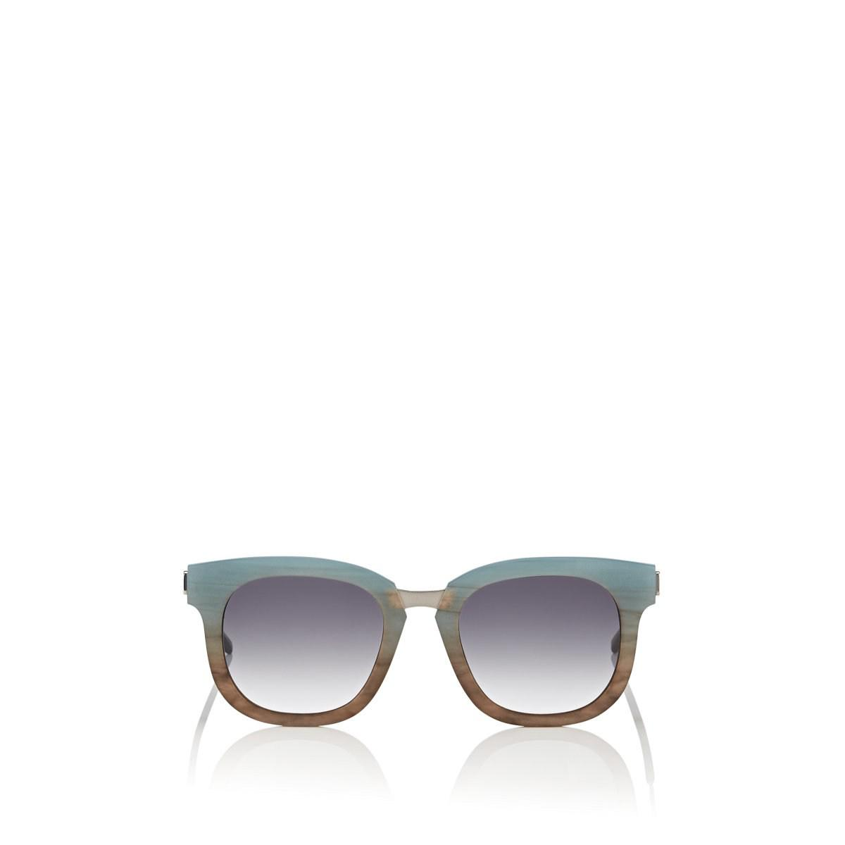 17bec94275 Lyst - Thierry Lasry Arbitrary Sunglasses in Natural