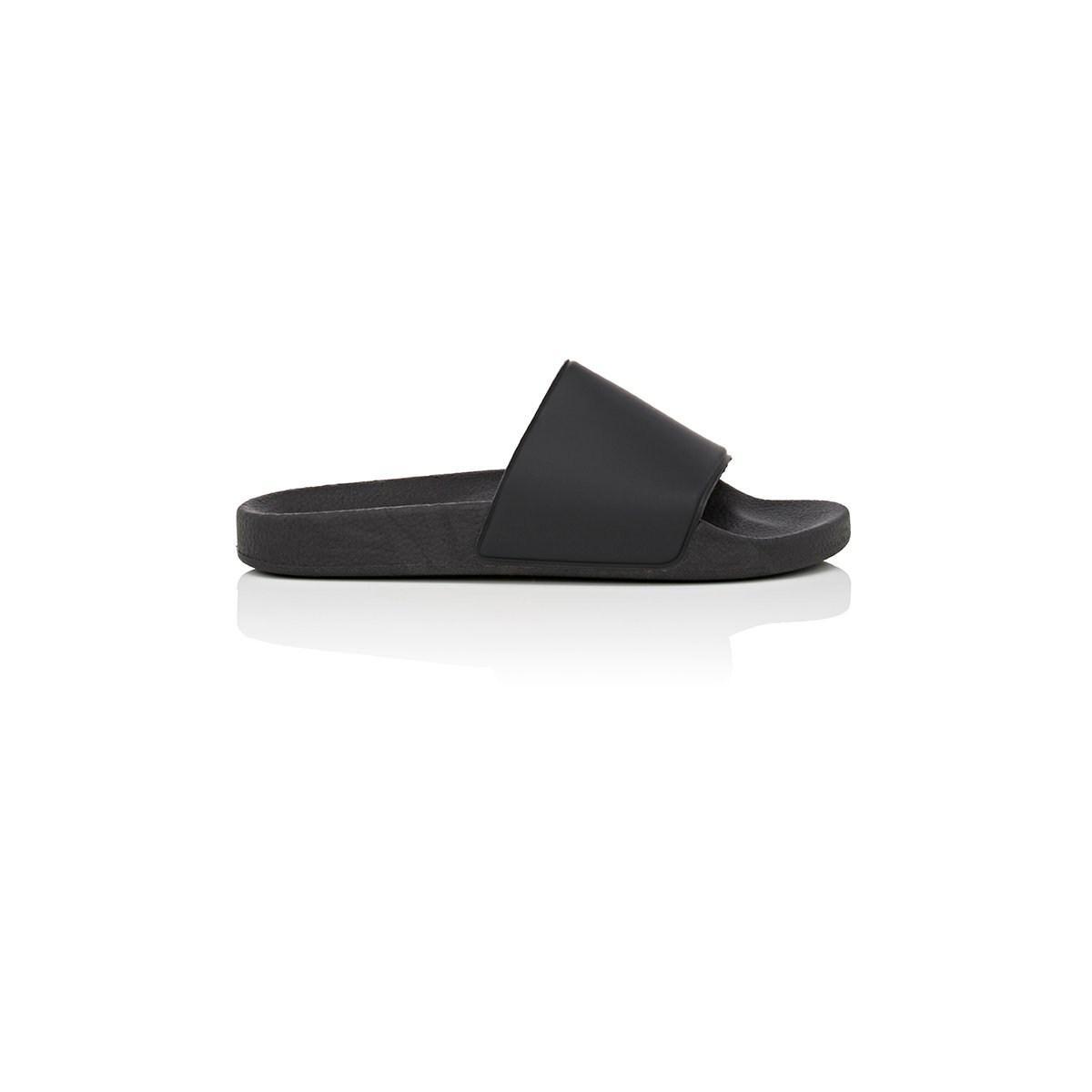 3b0209a3f Lyst - Barneys New York Neoprene Slide Sandals in Black for Men ...