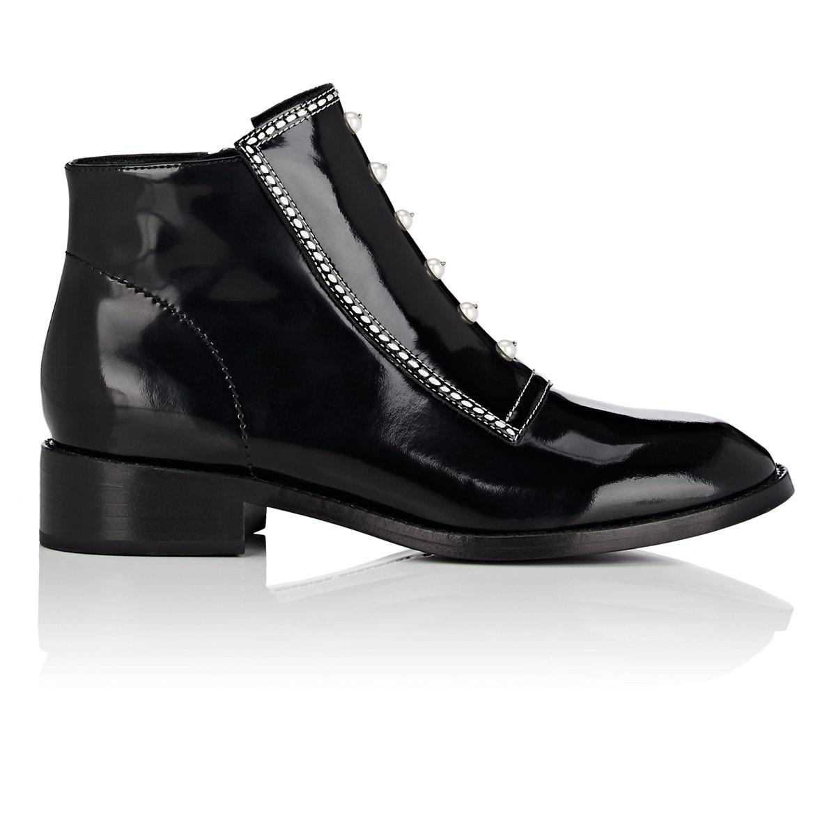 enjoy cheap online under 50 dollars Opening Ceremony Leather Ankle Boots kPXDv