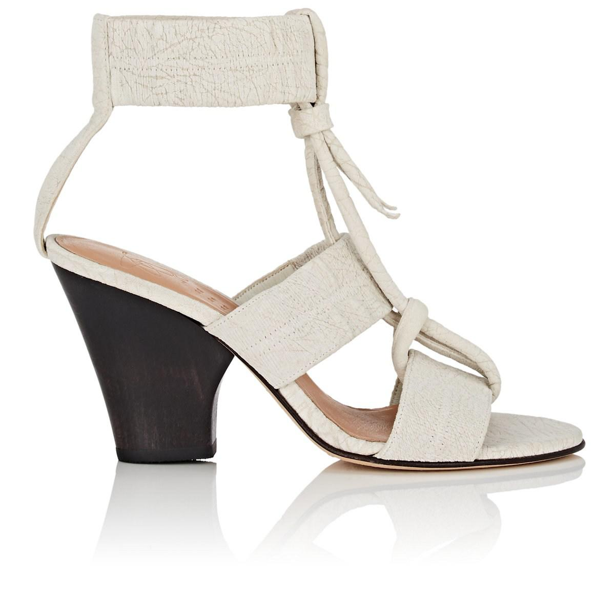 Womens Lupita Leather Sandals Zero + Maria Cornejo D4j8w