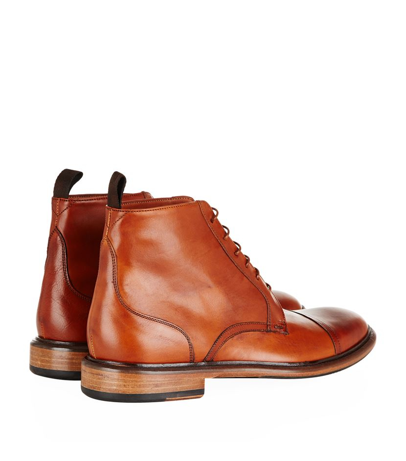 Paul Smith Fillmore Boot In Brown For Men Lyst