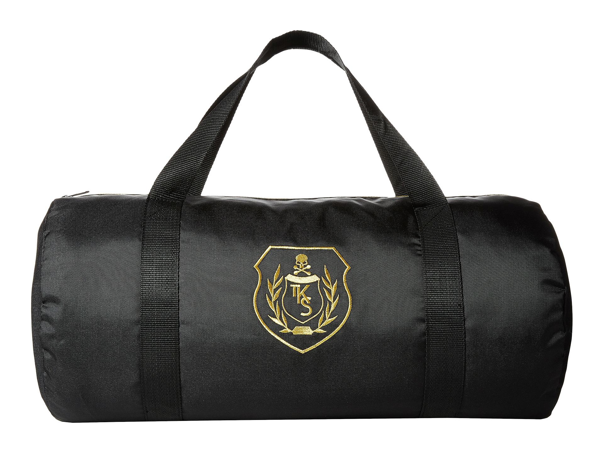 963b63ba64 Lyst - The Kooples Sport Classic Dots Duffel Bag in Black for Men