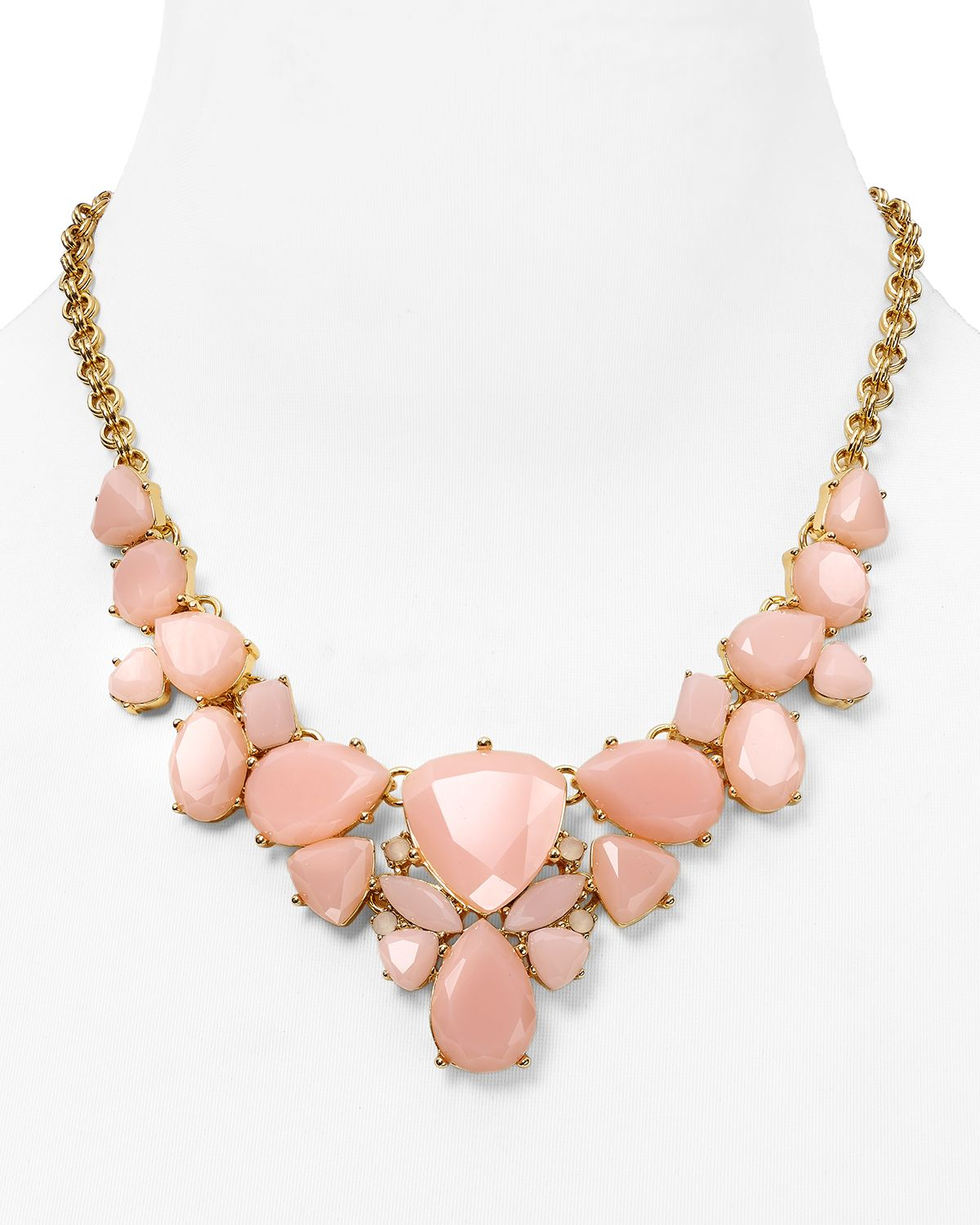 """Kate spade new york Color Pop Necklace, 17"""" in Pink 