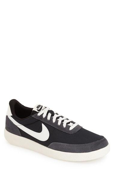 1ae01261c8a9 Lyst - Nike Killshot Suede Vintage Low-Top Sneakers in Black for Men