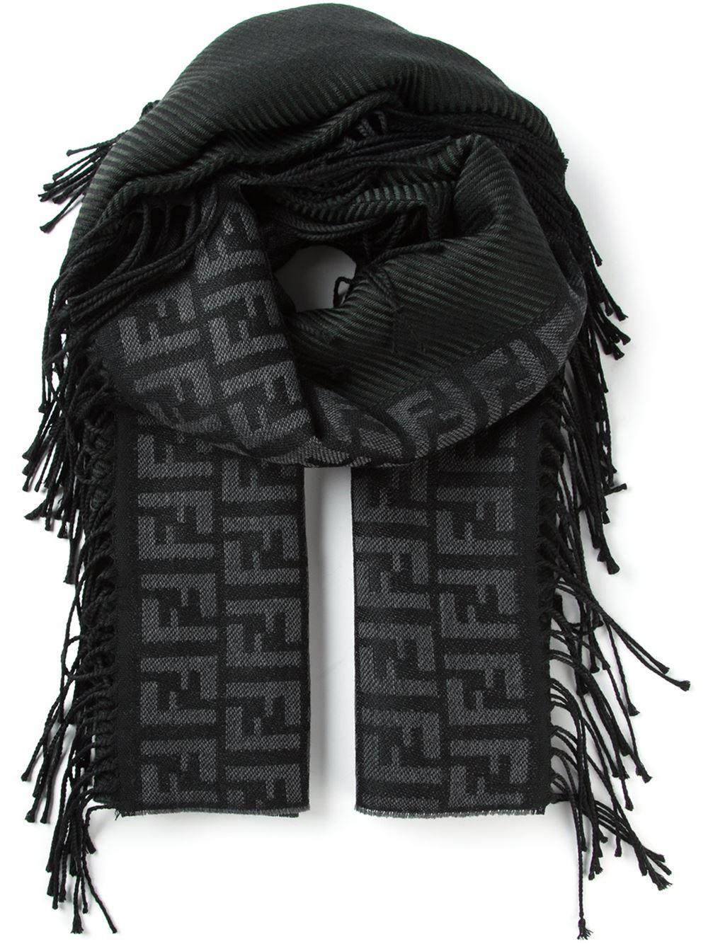 a67789fd3 closeout fendi scarf mens 70add 8c3ec