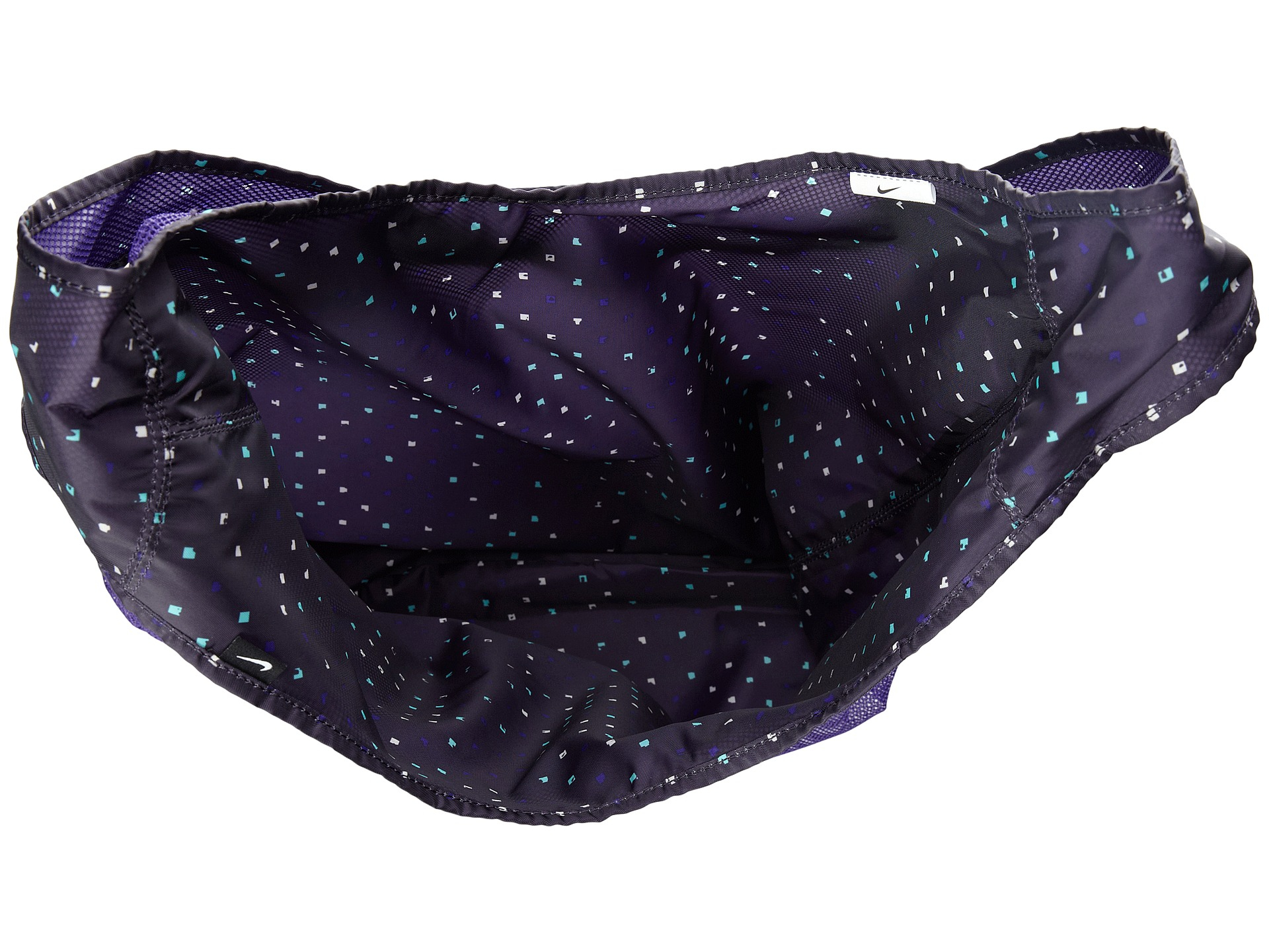 7fe29d07a9 Lyst - Nike Graphic Reversible Tote in Purple