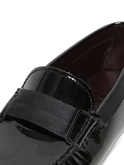 Tod S Gommino New Juli Suede Driving Shoe In Black For Men