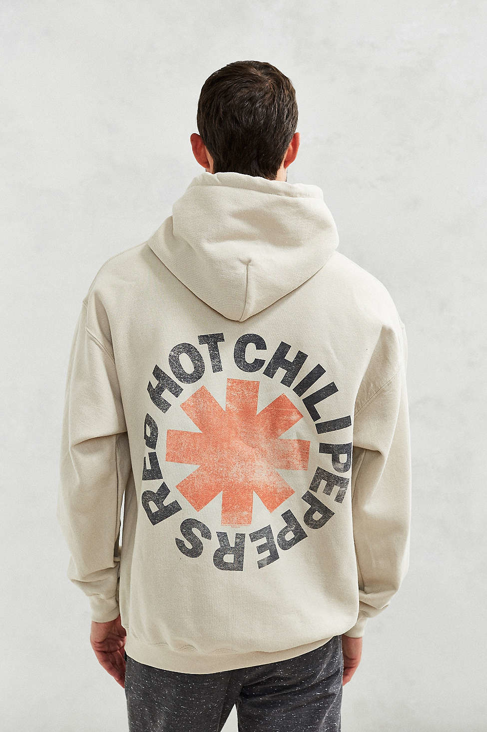 Lyst - Urban Outfitters Red Hot Chili Peppers Hoodie