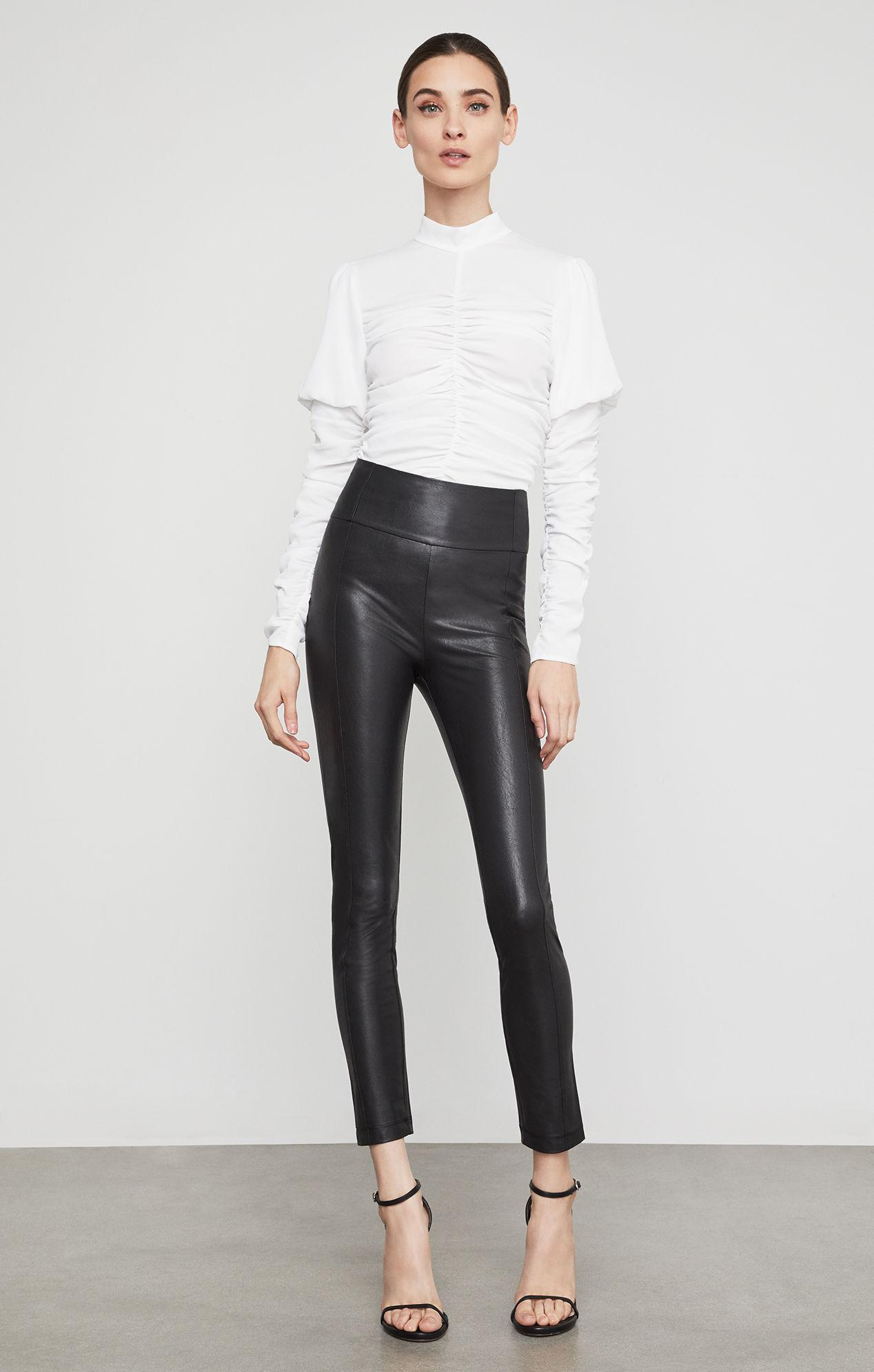 a70419e9ea15e Gallery. Previously sold at: BCBGMAXAZRIA · Women's Faux Leather Pants  Women's Leather Leggings