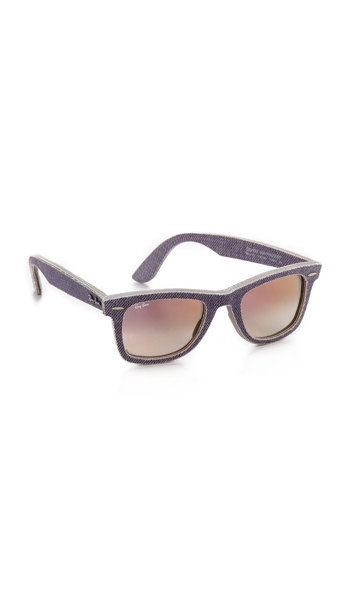 01ccadfd80e32 Purple Ray Ban Wayfarer Sunglasses « Heritage Malta