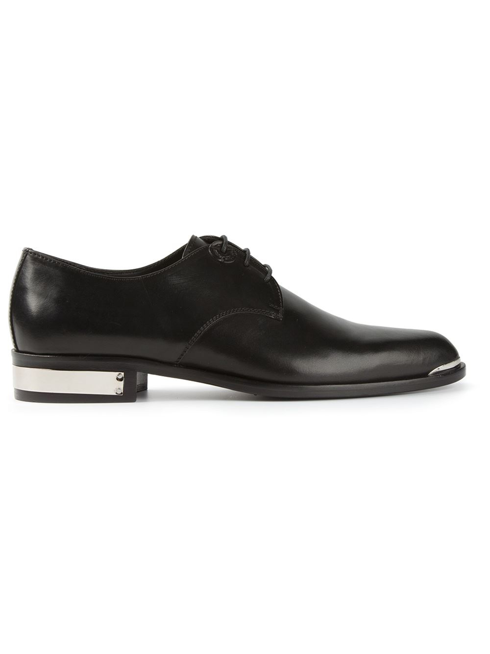 Diesel Black Gold Derby Shoes