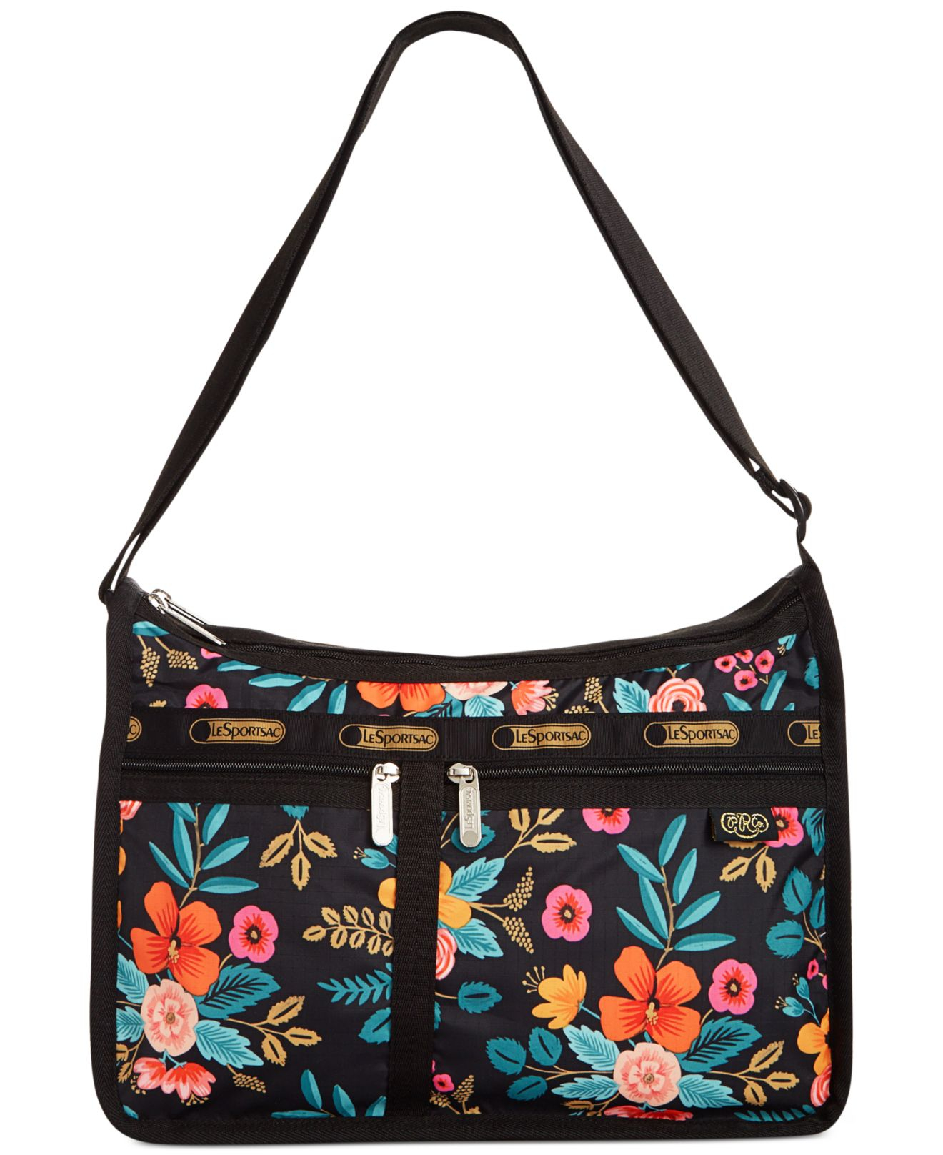 e536ab45fb LeSportsac - Multicolor Rifle Paper Co. Deluxe Everyday Bag - Lyst