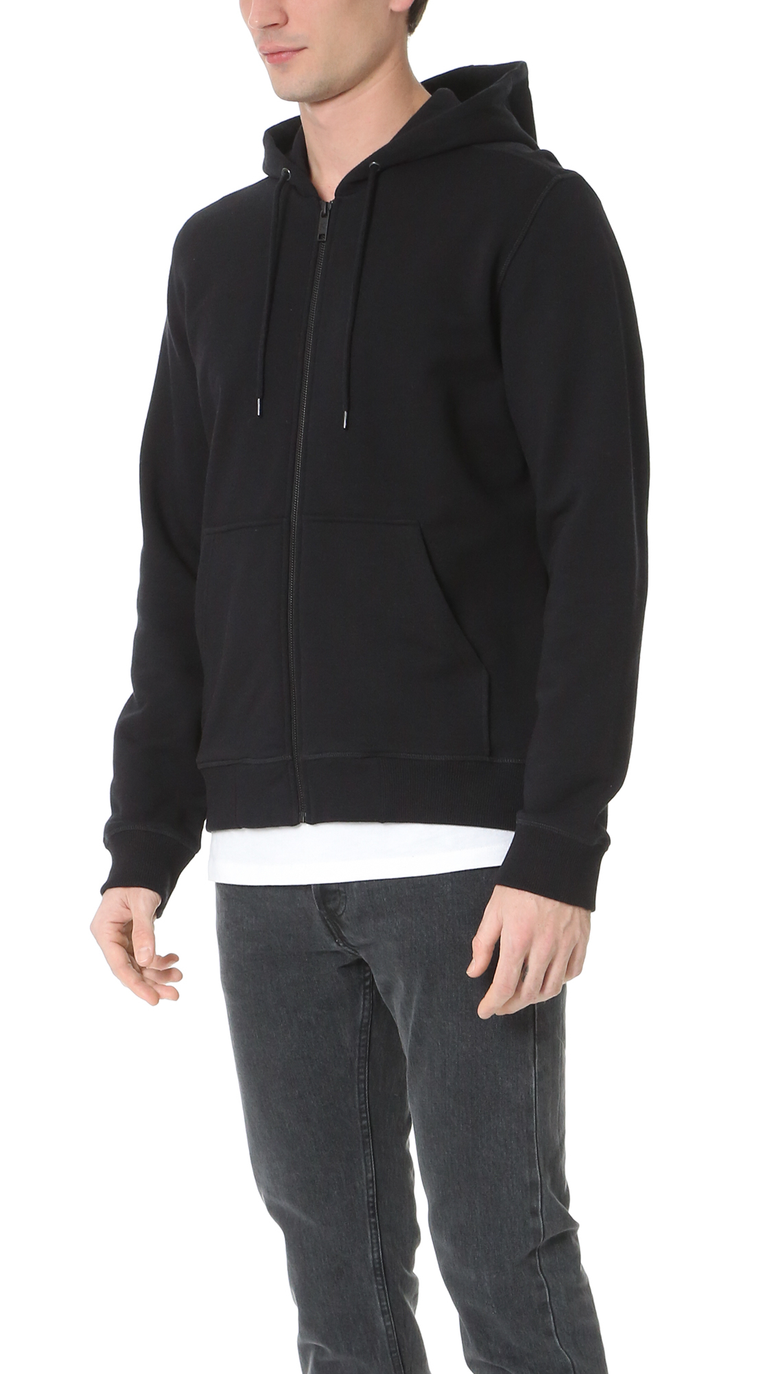 Kenzo Tiger Hoodie In Black For Men Lyst
