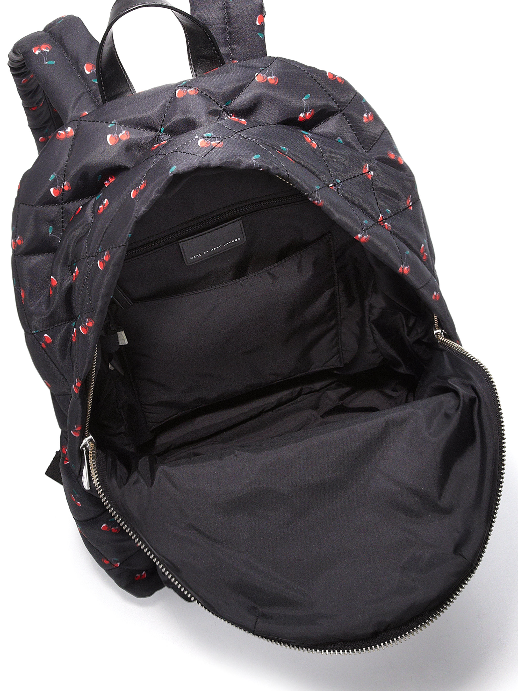 lyst marc by marc jacobs cherryprint quilted textile
