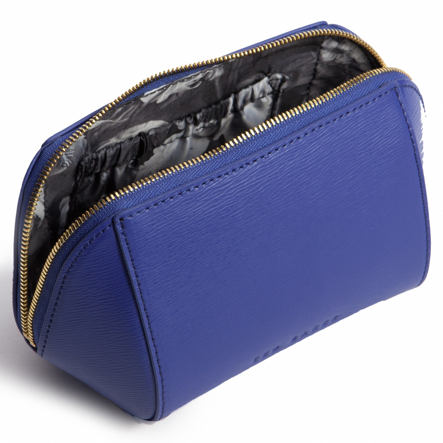 3982b9049d2052 Ted Baker Kular Small Crosshatch Make-up Bag in Blue - Lyst