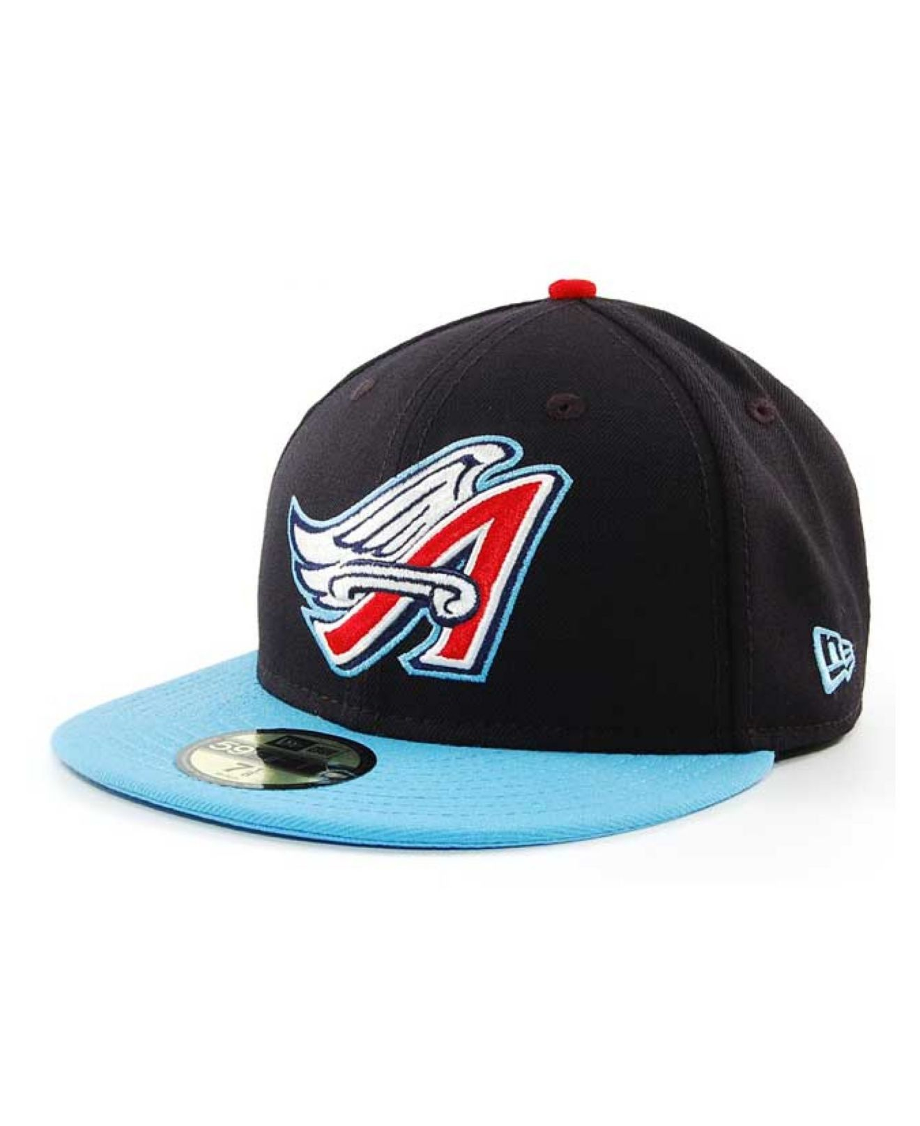 ... czech lyst ktz los angeles angels of anaheim mlb cooperstown 59fifty cap  fe4fa 84122 ... 6c88ceaaabc6