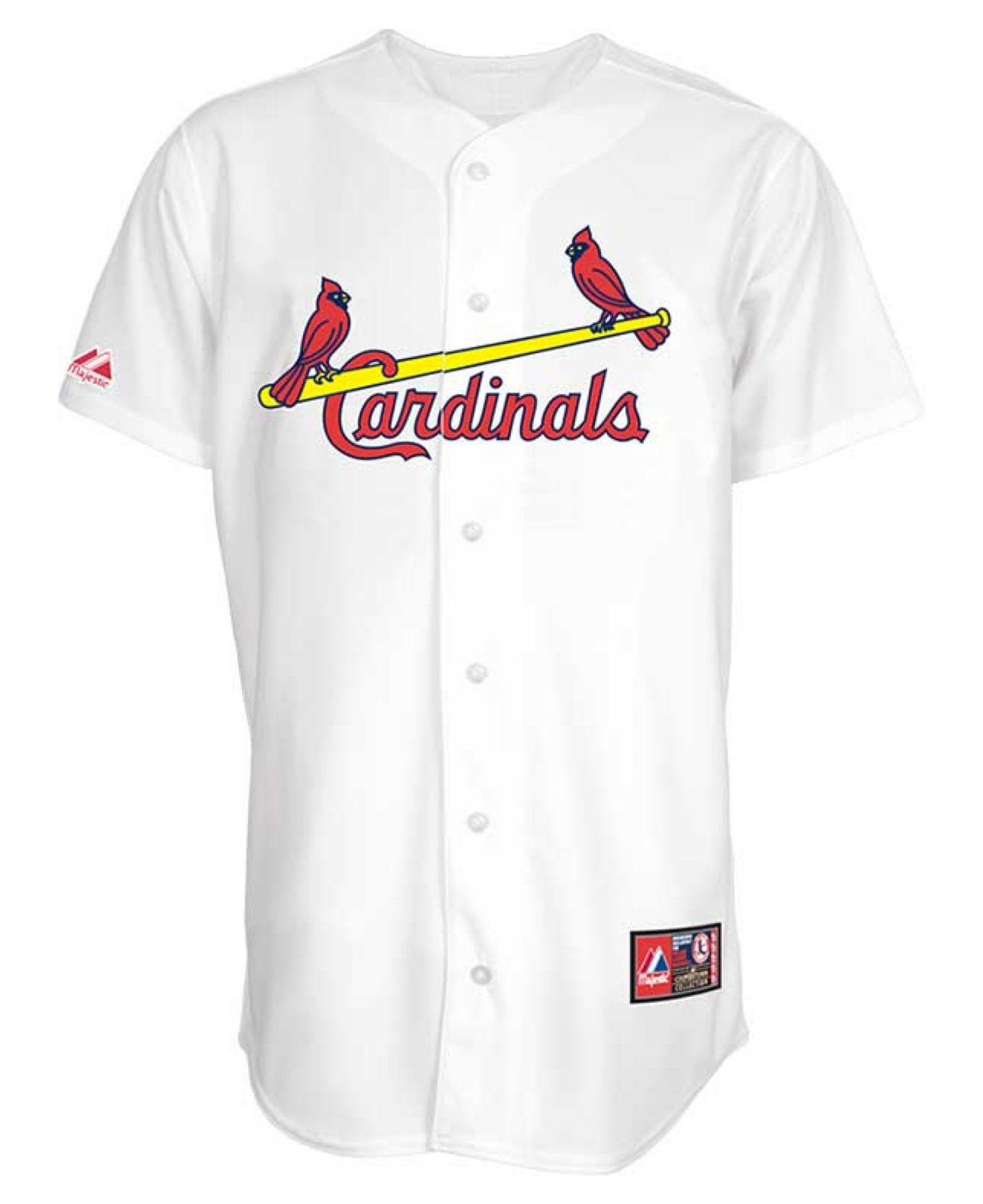 pretty nice 7af95 c89df Lyst - Majestic Men'S St. Louis Cardinals Cooperstown Fan ...