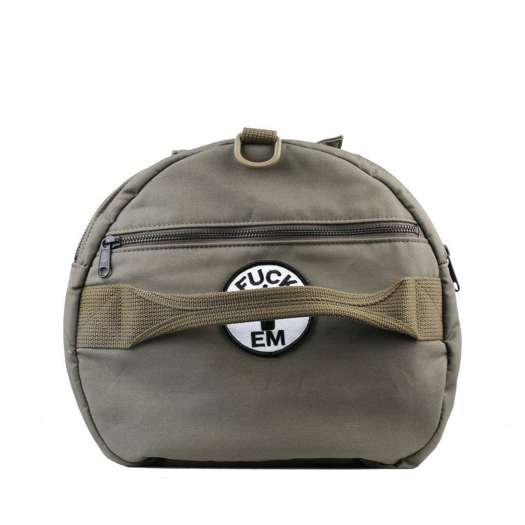 a691615964 Lyst - Neighborhood Wp   Cn-boston Bag in Green for Men