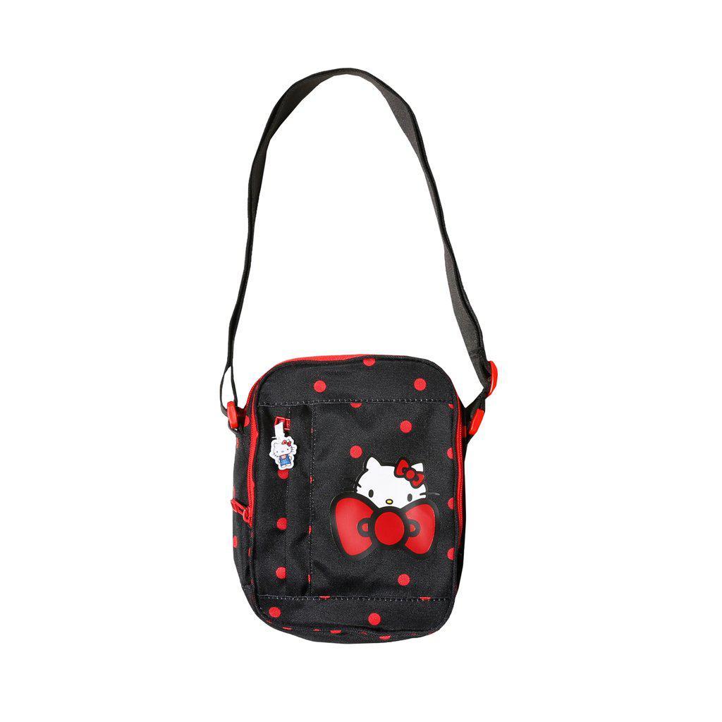 9f2553682991 Lyst converse hello kitty cross body bag in black jpg 1024x1024 Hello kitty  satchel