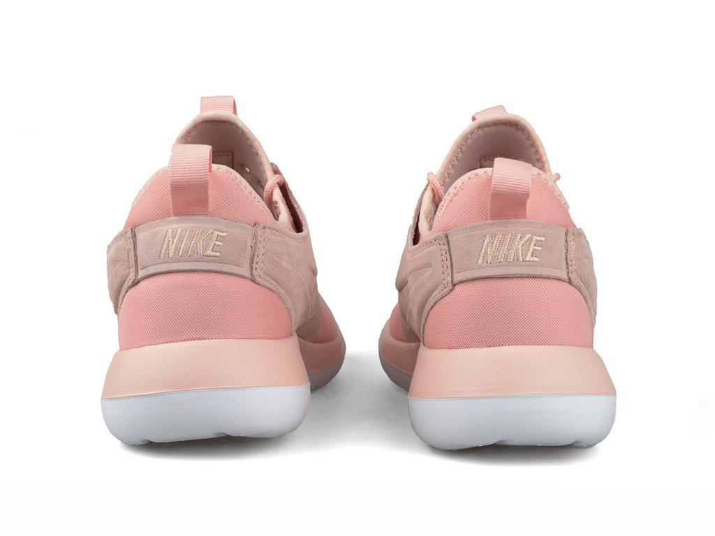 1060b6c482c2 Lyst - Nike Roshe Two Br in Pink